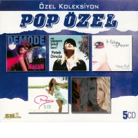 Pop �zel Koleksiyon (5 CD)