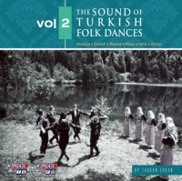 The Sound Of Turkish Folk Dances Vol. 2 (CD)