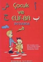 çocuk Ve Elifba Boyama Kitabı Kolektif Tikla24de