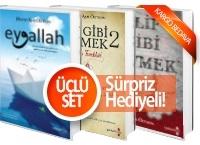 Hikmet Anıl öztekin üçlü Kitap Seti Hikmet Anıl öztekin Tikla24de